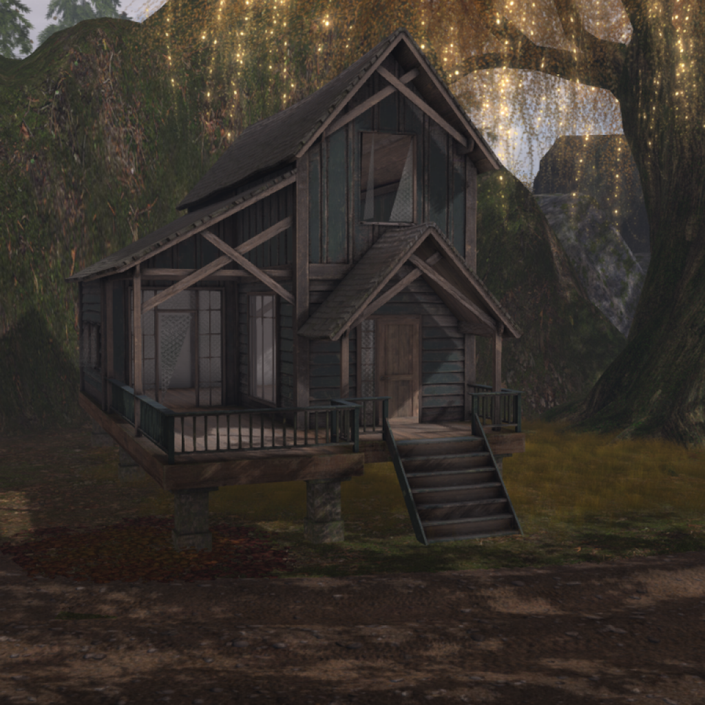 FH-A-Forest Cabin