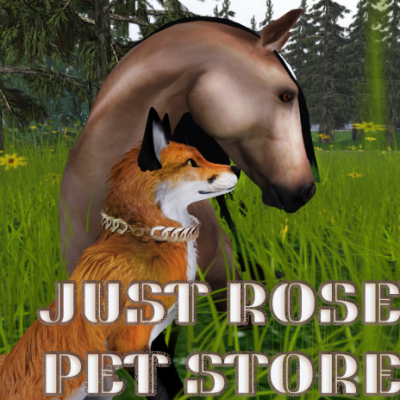Just Rosey Pet Store - Eliza Fontaine